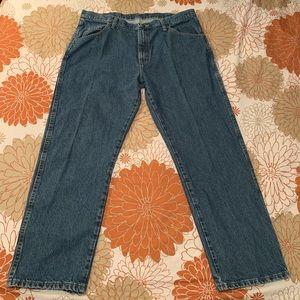 Wrangler Men's Jeans Regular Fit 38 x 29